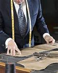 Пошив мужского костюма(ткань Comfort)