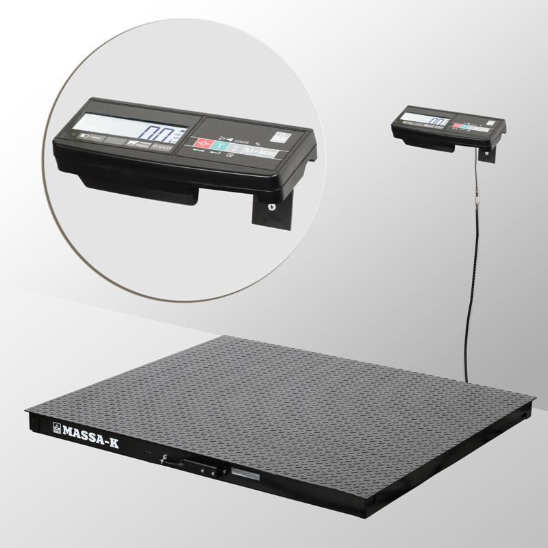 Весы платформенные 4D-PМ-3-2000 A ( до 2000 кг )