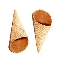 Рожок вафельный для мягкого мороженого 150 мм