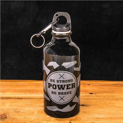 """Бутылка для воды """"Power"""", 400 мл"""