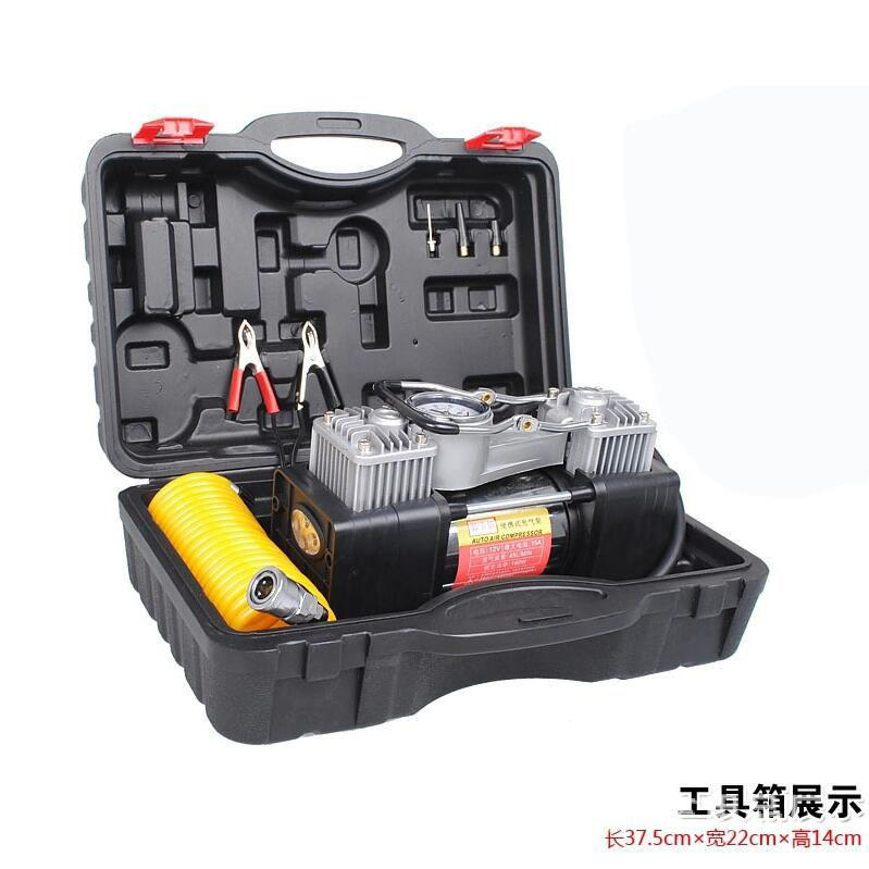 Автомобильный компрессор и инструмент для шиномонтажа