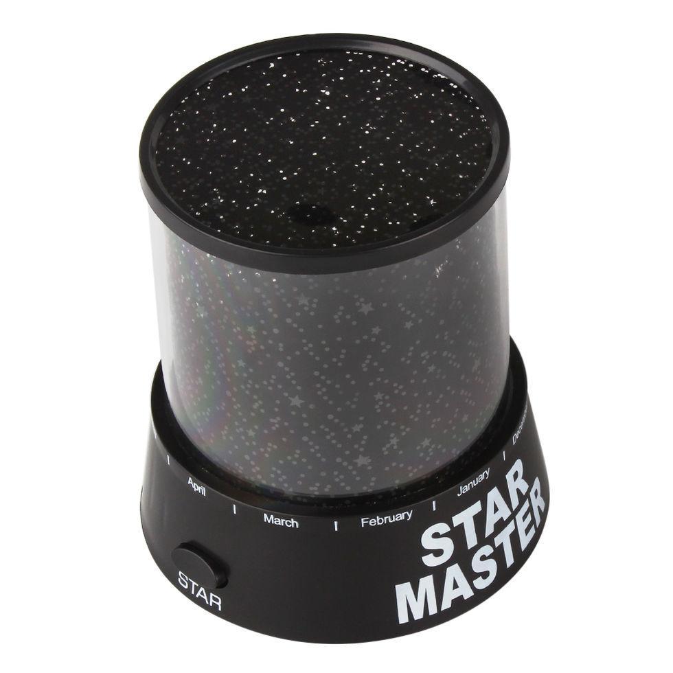 Ночник-проектор звездного неба «Планеты Галактики»