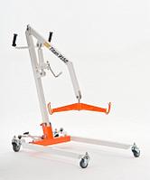 Подъемник для инвалидов с винтовым приводом до 150 кг. Мет TITAN 9 -150.