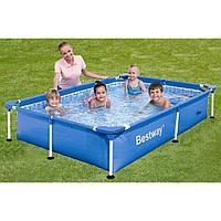 Детский каркасный бассейн Bestway 56401 Splash Junior