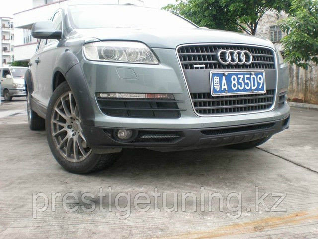 Обвес ABT custom на Audi Q7