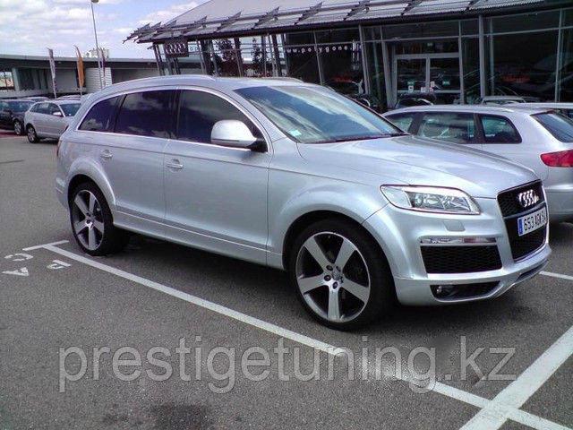 Обвес Caractere на Audi Q7