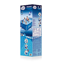 Детский каркасный бассейн Bestway 56403 Deluxe Splash Jr. Frame Pool
