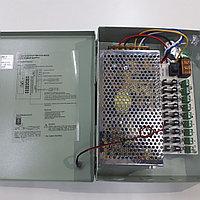 Блок питания 10A в металлическом ящике, фото 1