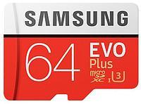 Карта памяти Samsung  MB-MC64GA/RU (Art:904455912)