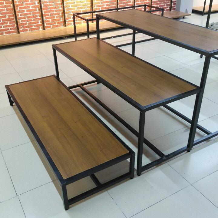 Стеллаж - столики, фото 2