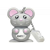 Флешка USB Emtec 8 Gb ( Мышка )