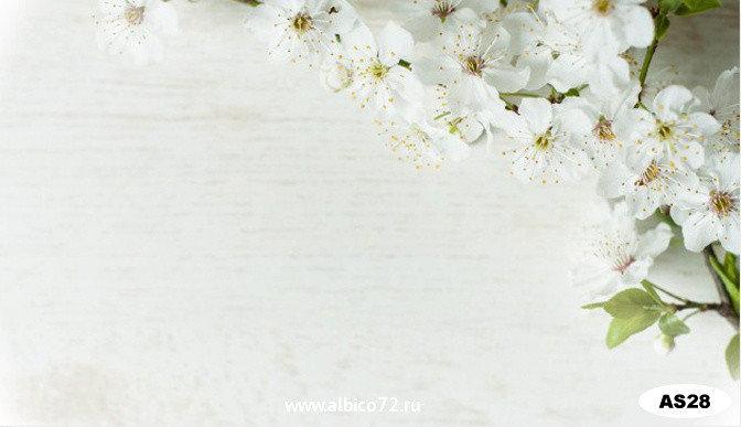 Стол-тумба AS 28 120*69 бел, фото 2
