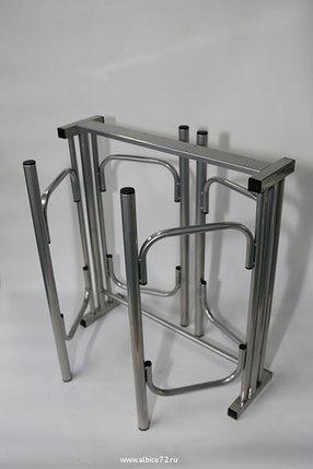 Стол-тумба S15 м 120*69 хром, фото 2