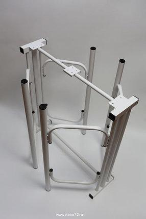 Стол-тумба AS 26 м 120*69 бел, фото 2