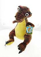 Мягкая Игрушка Ледниковый Период Динозавр Дино музыкальный 35 см, фото 1
