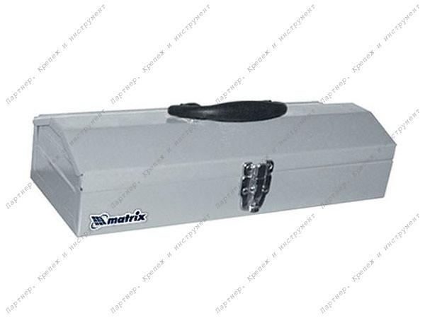 (906035) Ящик для инструмента, 410 х 154 х 95 мм, металлический// MATRIX