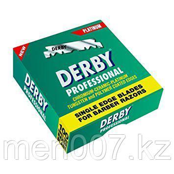 Derby (лезвия половинки 100 штук)