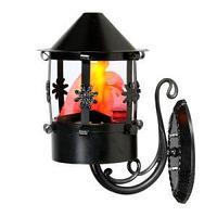 LED светильник с эффектом пламени YL-BS009