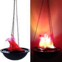 Светильник LED имитация пламени, 30 см
