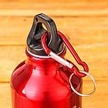 """Бутылка для воды """"Верь в себя"""", 400 мл , фото 2"""