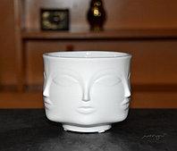 1 шт. Декоративная чаша - настольное украшение - ваза или чашка. 3 цвета на выбор