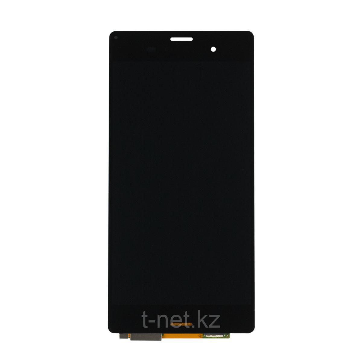 Дисплей Sony Xperia Z3 D6603/D6653, с сенсором, цвет черный