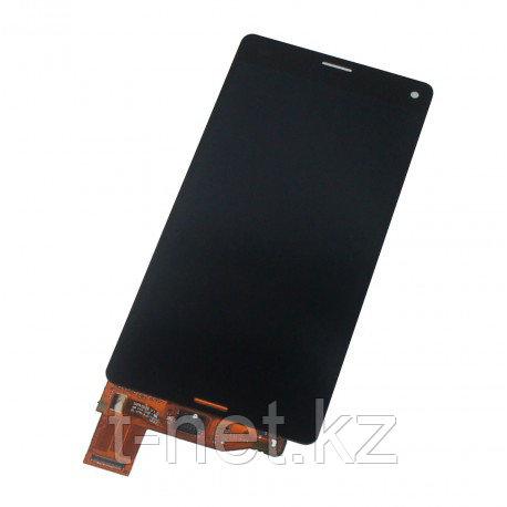 Дисплей Sony Xperia Z3 Compact D5803, с сенсором, цвет черный