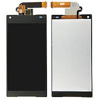 Sony Xperia Z5 Compact 4G E5803/5823 , с сенсором, цвет черный