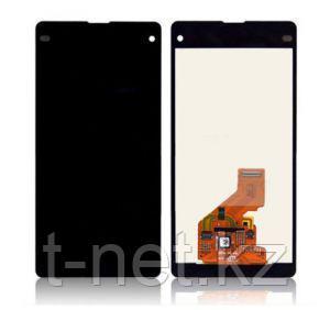 Sony Xperia ZR C5502/C5503 , с сенсором, цвет черный