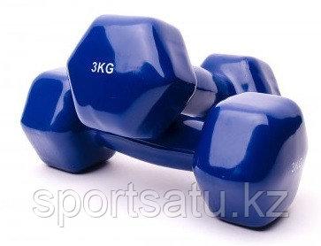 Гантели для фитнеса 3+3 кг
