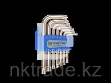 Набор Г-образных TORX, T10-T40, 7 предметов