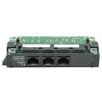Panasonic KX-NS5130 X, 3-портовая плата EXP-M для подключения блоков расширения