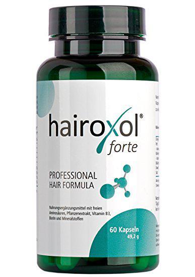 Hairoxol (Хайроксол) – капсулы для роста волос