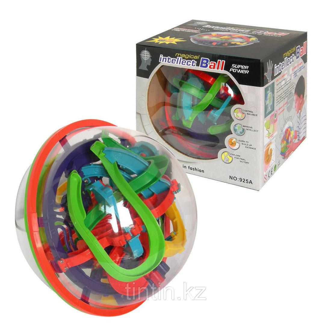3D шар-лабиринт головоломка Magical Intellect Ball 138 шагов
