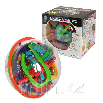 3D шар-лабиринт головоломка Magical Intellect Ball 138 шагов, фото 2