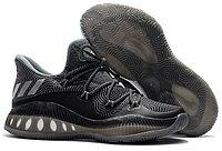 Кроссовки баскетбольные Adidas Crazy Explosive Low Black Grey