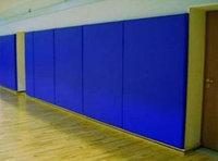 Стеновой протектор для спортивных залов, мягкая защита