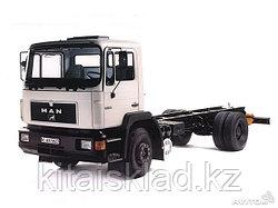 Стекло лобовое MAN F90/F2000 (узкая кабина)