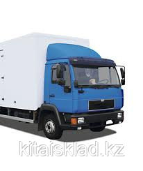 Стекло лобовое MAN L2000 (шелк)/HANIA Sinotruck