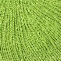 Пряжа 'Baby Wool' 20 кашемир, 40 меринос. шерсть, 40 акрил 175м/50гр (821 яр. зелёный) (комплект из 5 шт.)