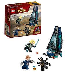 Lego Super Heroes Атака всадников 76101