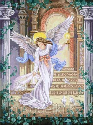 """Набор для вышивания крестом """"Ангел тысячелетия"""""""