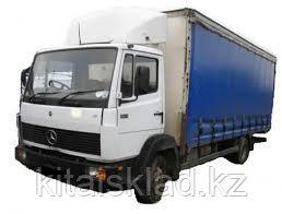 Стекло лобовое Mercedes 809/814/1114