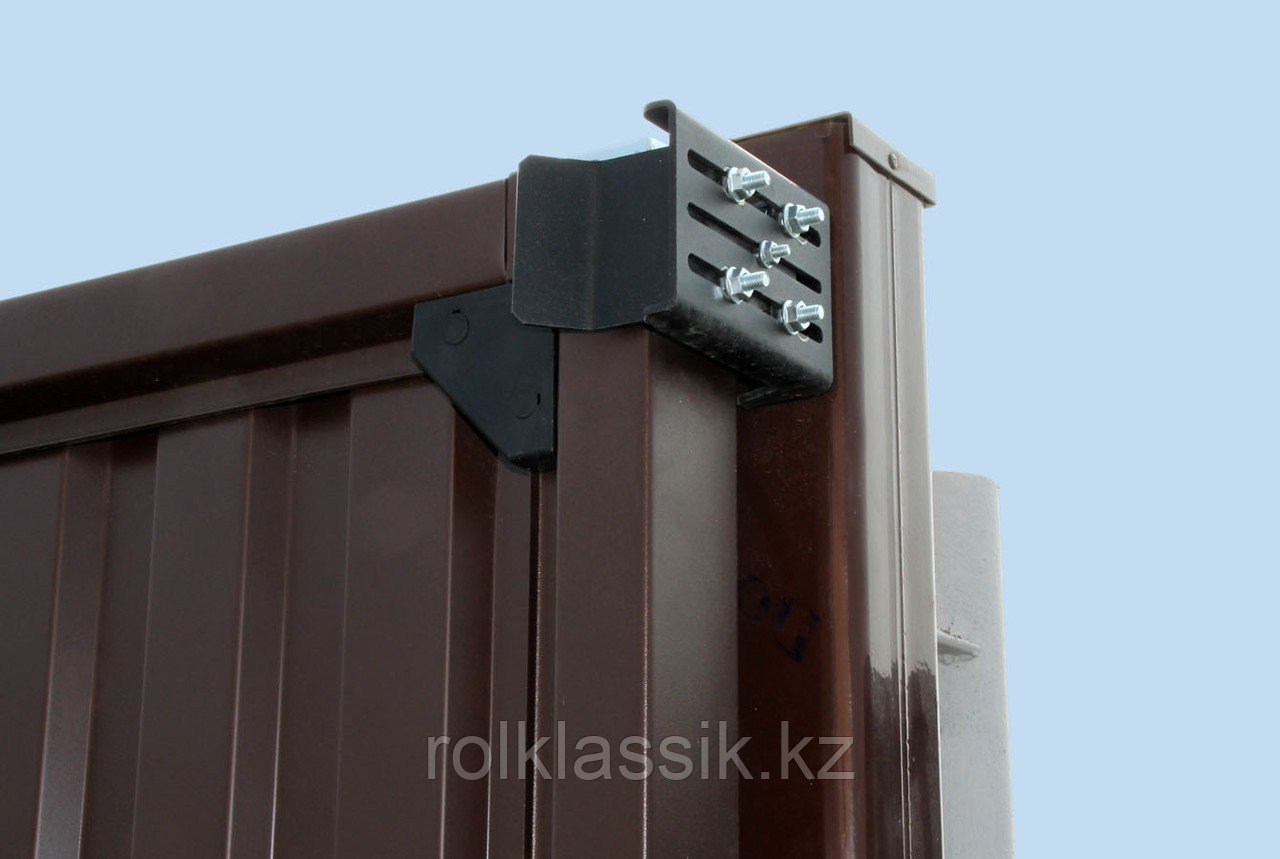 Сдвижные ворота стандарт металлические