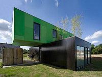Экологический Crossbox House!