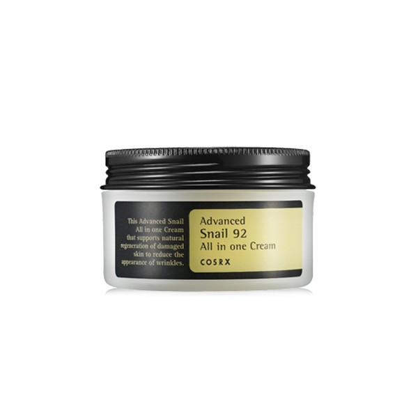 COSRX Универсальный Крем 92% Экстракта Муцина Улитки Advanced Snail 92% All in One Cream  100 мл.