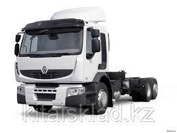 Стекло лобовое Renault Premium (шелк)/ Volvo FE 07