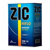 Минеральное моторное масло ZIC Hiflo 20w40 SH 4л