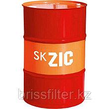 Полусинтетическое моторное масло ZiC 5000 diz 10w40 200л