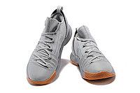 """Баскетбольные кроссовки Under Armour Curry V """"Grey/Gum"""" Low (40-46), фото 4"""